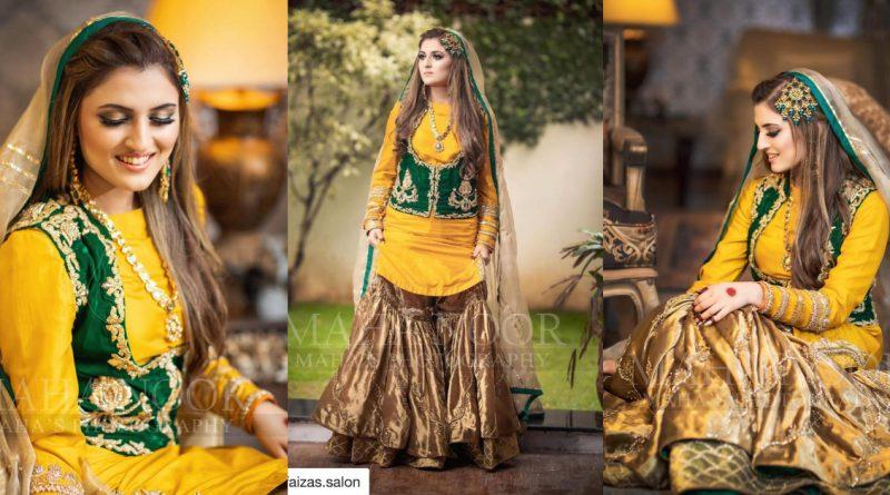 Tanya Hussain Charming Photo Shoot for Souchaj