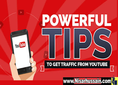 increase traffic on youtube videos. www.nisarhussain.com