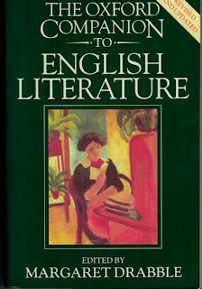 The Oxford Companion to English Literature Margaret Drabble