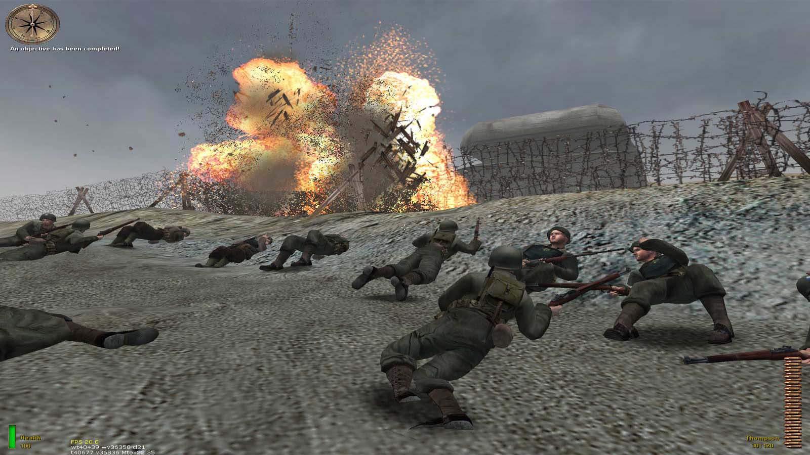 تحميل لعبة Medal Of Honor Allied Assault مضغوطة كاملة بروابط مباشرة مجانا