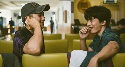 Gemasnya Junho dan Ho Hyeol di drama D.P