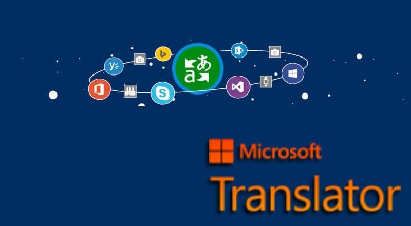 تحميل برنامج Microsoft Translator للترجمة