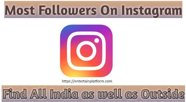 highest followers on instagram