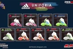 ADIDAS UNIFORIA Pack Boots - PES 2017