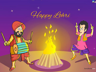Happy Lohri 2020 Wishes in English and Punjabi,Lohri 2020 Images,Messages,SMS, Whatsapp Status