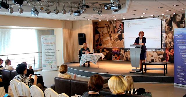V международный саммит медицинских сестер прошёл в «Маринс Парк Отель Новосибирск»