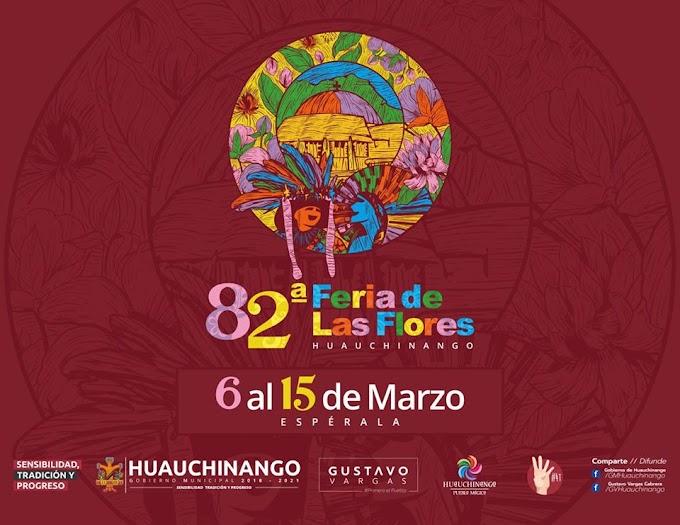 Feria de las Flores Huauchinango 2020 programa