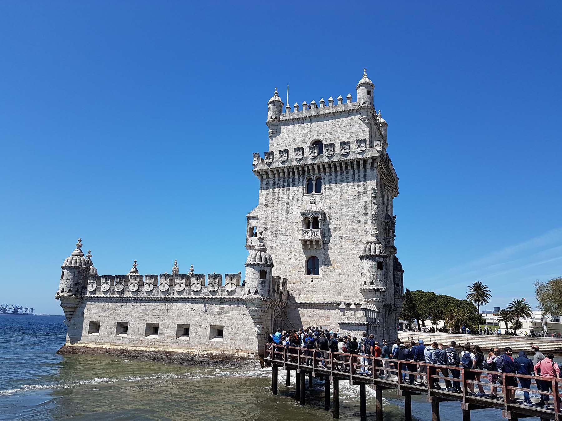 Dicas de passeios a pé e onde comer em Lisboa