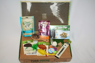 Purr Packs New Subscription Box Review and Discount