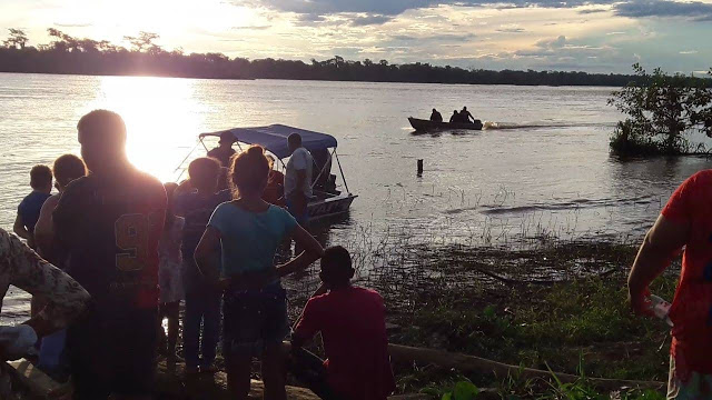 Irmãos desaparecem no Rio Mamoré após acidente com voadeira em Guajará-Mirim