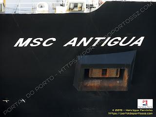 MSC Antigua