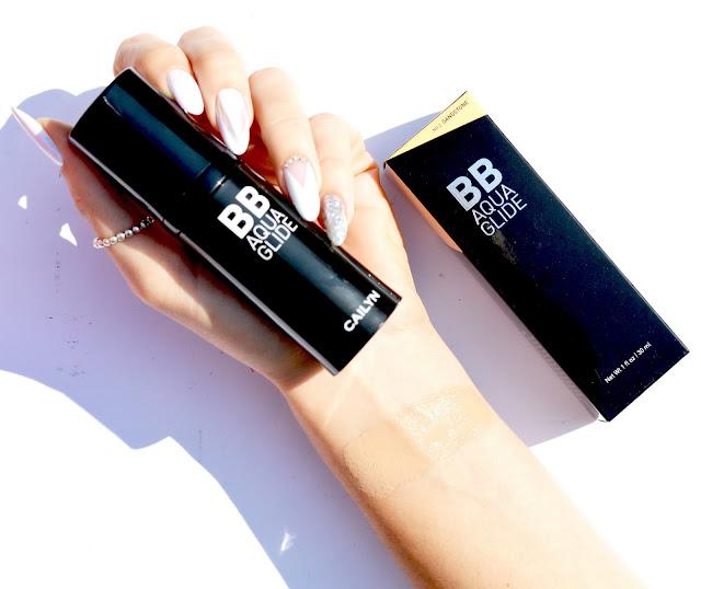 Cailyn BB Aqua Glide Cream # 2 sandstone отзыв свотчи, чем отличается тональный крем от ББ, самый лучший тональный крем, стойкий тональный крем, плотный тон