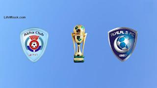موعد مباراة الهلال وأبها مباشر 22-10-2020 والقنوات الناقلة ضمن الدوري السعودي