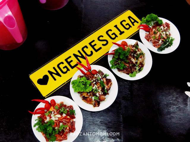 Ngences Giga, Setiawangsa - Rasai Steamboat Dan Kambing Grill Di Ngences Giga