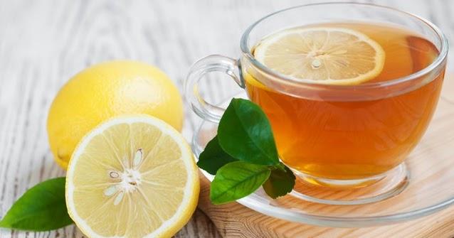 Resepi Teh Lemon Halia Madu - Resepi Masakan