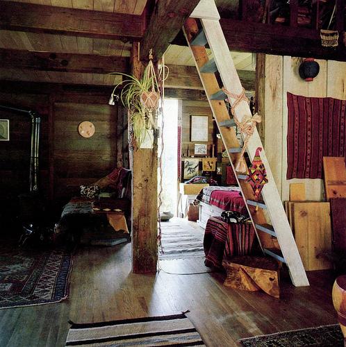 Boho Interior Decor Rustic: Moon To Moon: Janis Joplin Inspired Interiors
