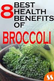 Best health benefits of broccoli
