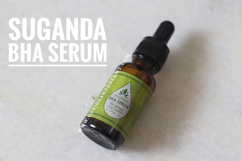 Suganda BHA Exfoliating Serum, Suganda BHA Serum review, Suganda BHA review, Suganda Review