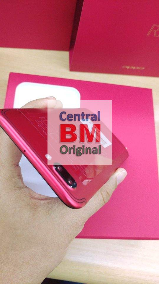 Oppo R11 Red