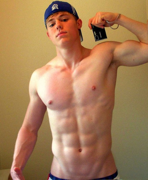 Nude muscle men and and naked hunks in hot gay bareback.