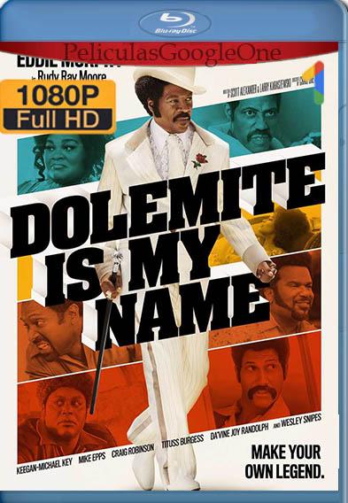 Mi nombre es Dolemite (2019) HD WEB-DL 1080P |[Latino-Inglés] [GoogleDrive] chapelHD