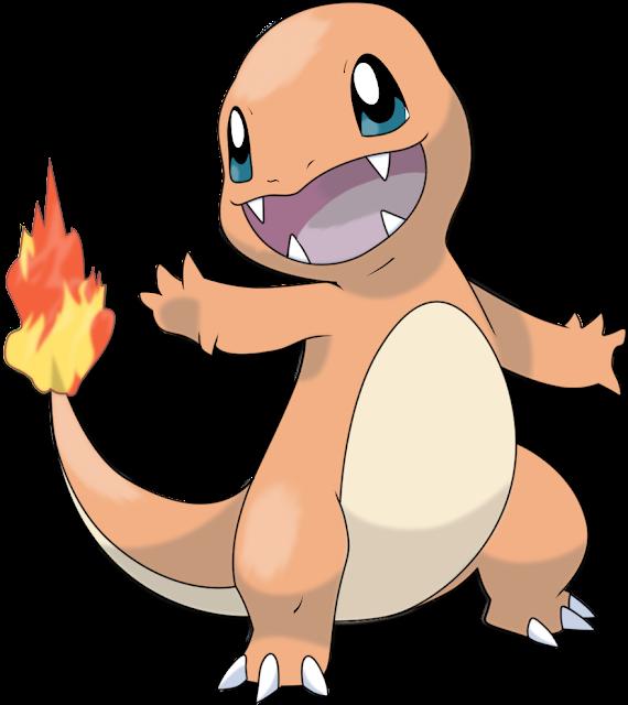 Pokémon Tipo Fogo em Pokémon GO