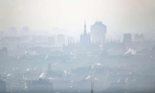 air pollution linked to coronavirus deaths