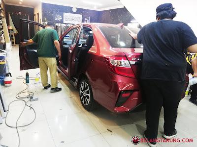 Servis Pemasangan Tinted Kereta