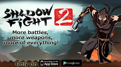 SHADOW FIGHT 2 MOD APK v1.9.28 Mod Money Terbaru