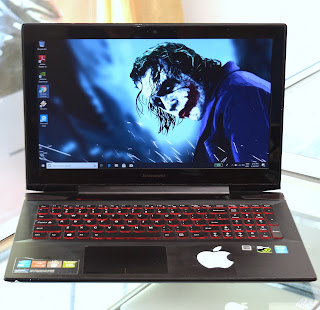Jual Laptop Gaming Lenovo Y50-70 Core i7 NVIDIA GTX
