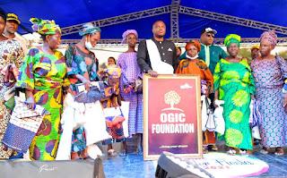 How OGIC Easter Fiesta Shut Down Abeokuta With Massive Empowerment