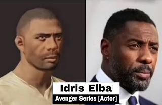 Idris Elba Avenger movie actor