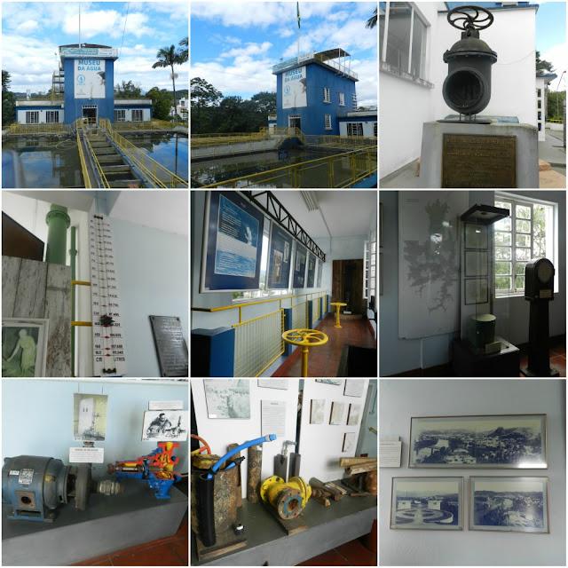 O que ver e fazer em Blumenau - SC? Museu da Água