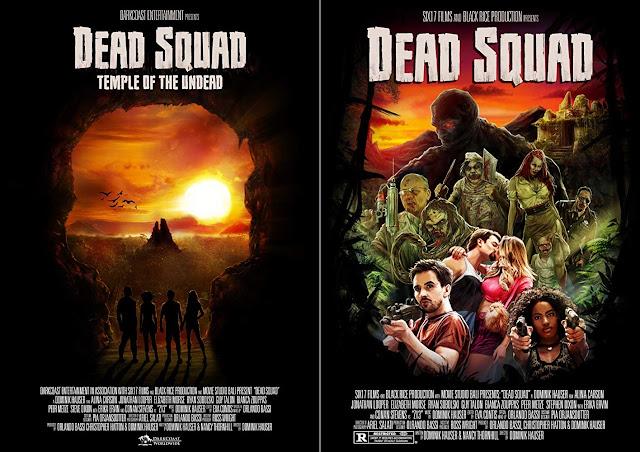 Dead Squad: locandine