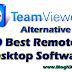 Teamviewer Alternative: 10 Best Remote Desktop Software