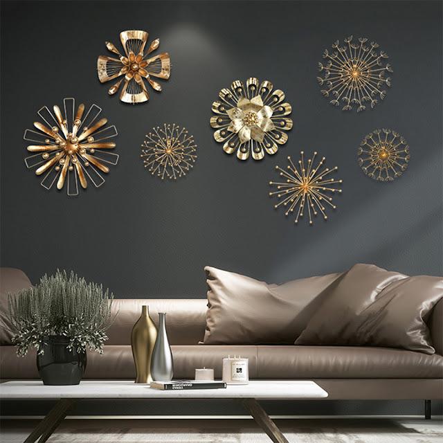 Best living room wall ideas