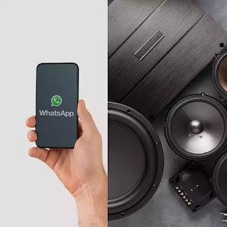 WhatsApp vous permet désormais de couper le son des vidéos avant de les partager