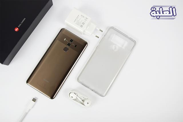 فتح علبة Huawei Mate 10 Pro