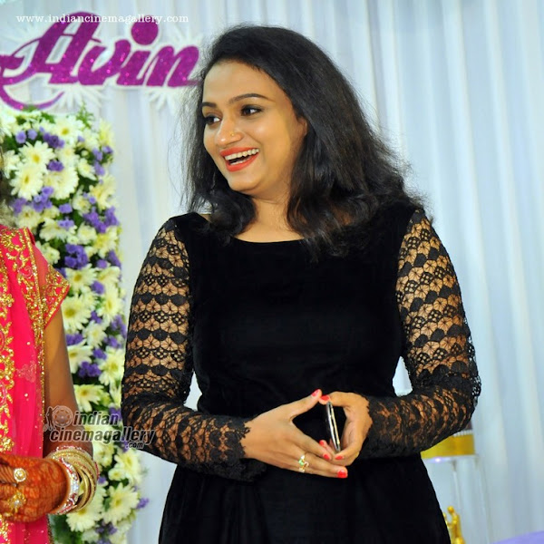 Krishna Prabha latest photos from Sruthi Lakshmi wedding function