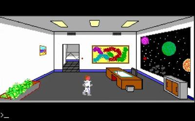 Pantallazo videojuego Earthrise