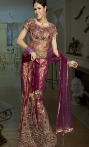 Latest Sharara Style