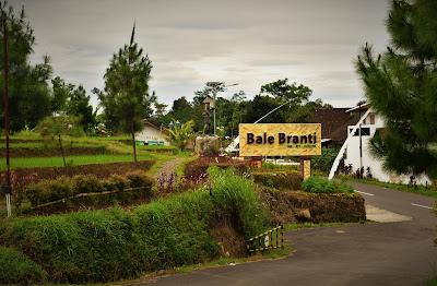 Bale Branti, Tempat Favoritku Berbuka Puasa
