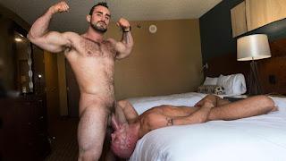 Jaxton Dominates Coby – Vegas Domination