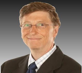 Biography of Bill Gates , the success story of world' richest businessman Bill Gates