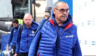 Maurizio Sarri makes admission about Eden Hazard's future