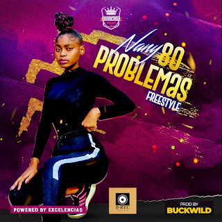 Nany - 80 Problemas (Freestyle) [Exclusivo 2021] (Download MP3)