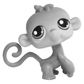 LPS Monkey V2 Pets