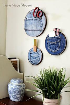 Como decorar a casa com bastidores de bordado