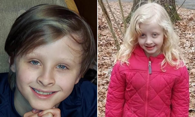 Sad 10yr old boy drowns after jumping into frozen lake to save his 6yr old sister who fell into the lake