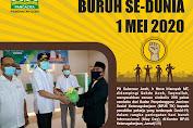 Pemerintah Aceh Mengucapkan Selamat Hari Buruh se- Dunia